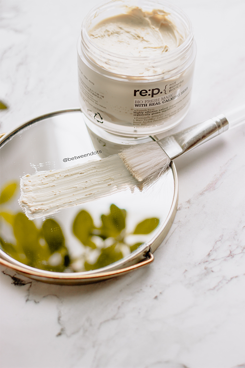 Re:p Bio Fresh Mask with Calming herbs review