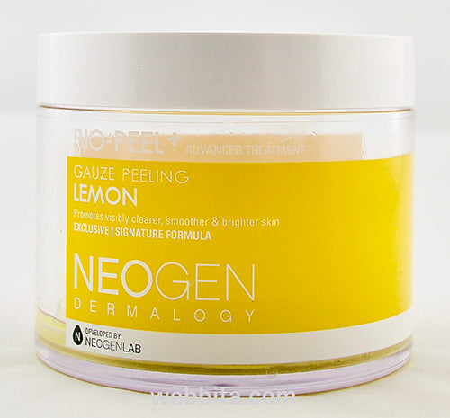 Neogen Bio Peel Gauze Peeling Lemon Review