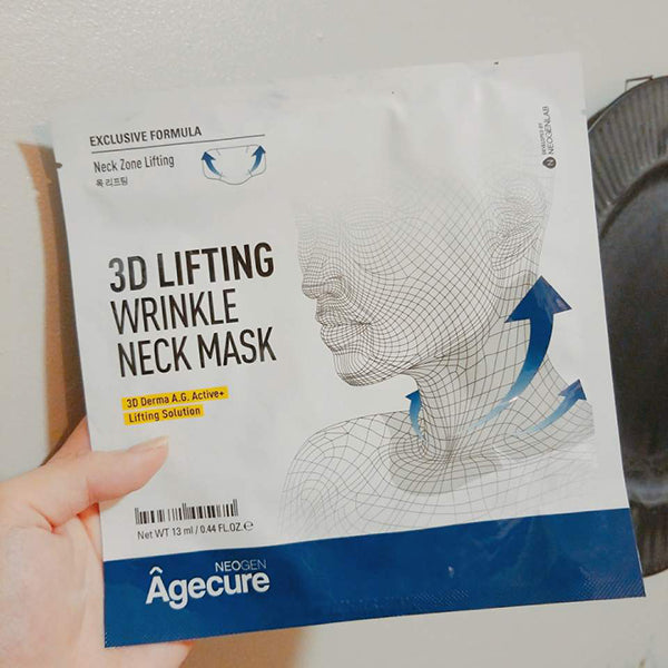 NEOGEN  Acure 3D Lifting Wrinkle Neck Mask