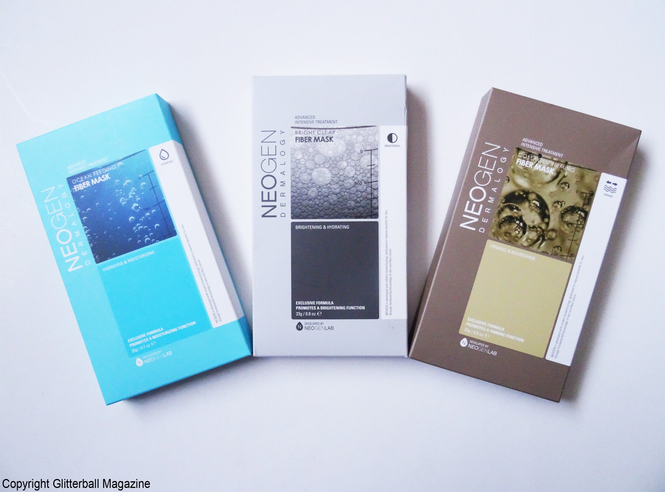 Neogen Sheet masks