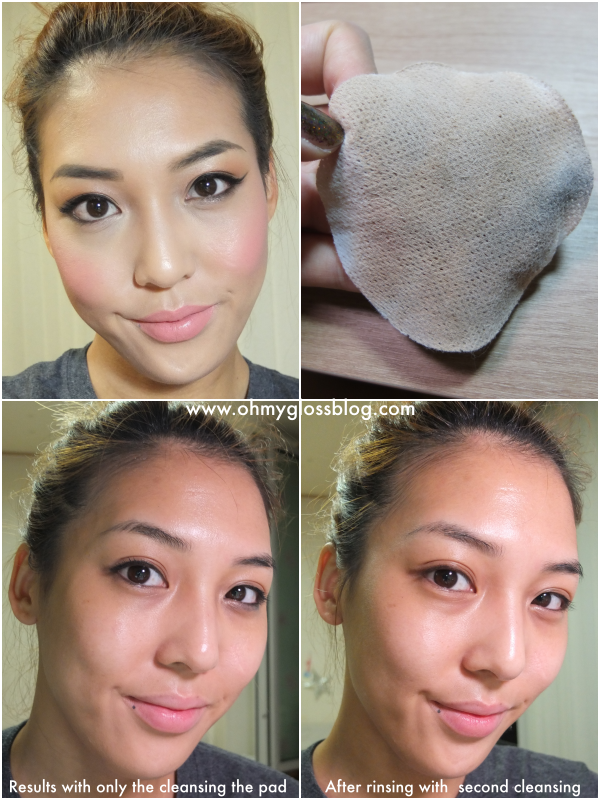 GENTLE FACE CLEANSING REMOVER PAD 2