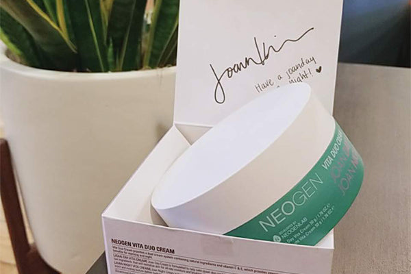Neogen vita duo cream- Joan day and Joan night cream