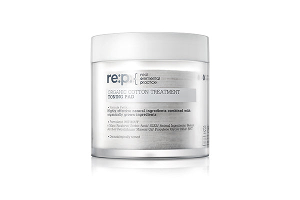 Re:p Organic Toning Pads