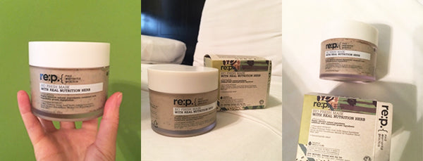 Bio Fresh Mask With Real Nutrition Herbs
