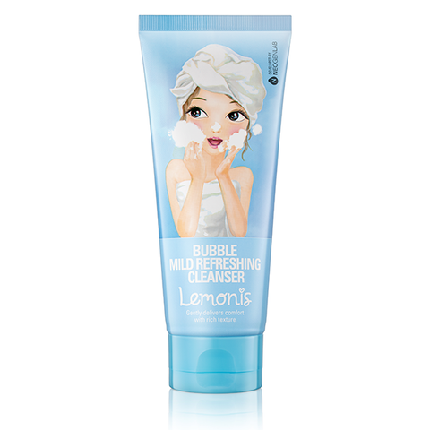 Bubble Refreshing Mild Cleanser