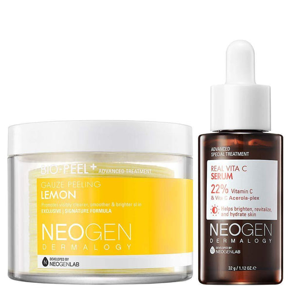 NEOGEN DERMALOGY VITA SYNERGE BRIGHTENING KIT - NEOGEN GLOBAL