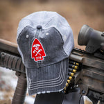Rugged Arrowhead Trucker Hat