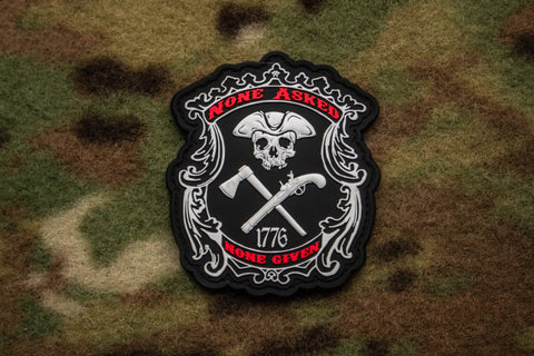 No Quarter Morale Patch