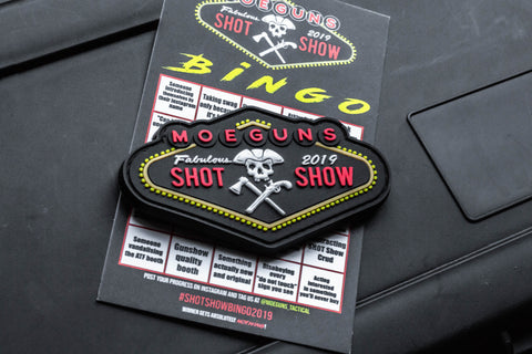 SHOT Show 2019 Morale Patch