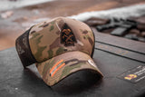 Multicam Arrowhead Trucker Hat