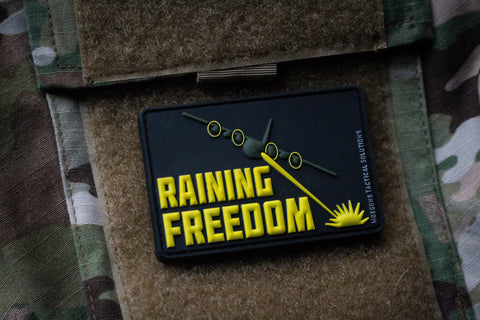 Sons of Liberty Exclusive Raining Freedom Patch