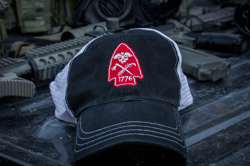 Arrowhead Red Trucker Hat