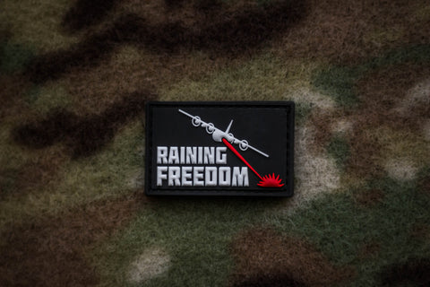 Raining Freedom Color Ranger Eye