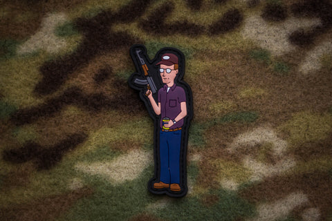 King of The Kill Dale Gribble Morale Patch