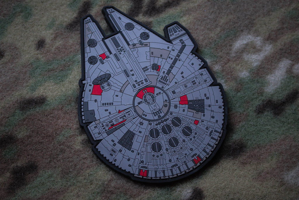 Millennium Falcon Morale Patch