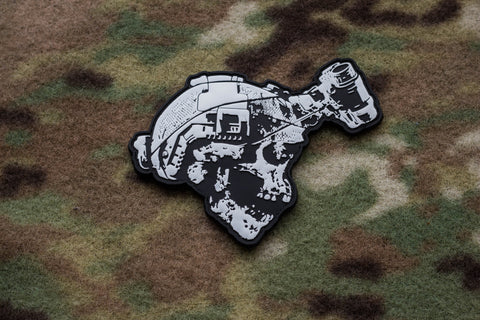 Guns Gear & Beer PVC Patch