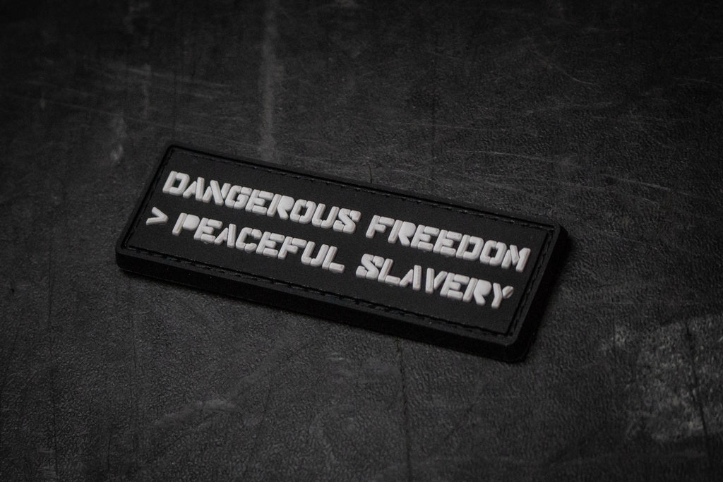 Dangerous Freedom Morale Patch