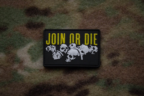 Join Or Die Morale Patch