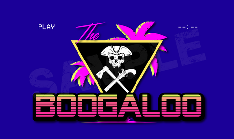 The Boogaloo Smartphone Wallpaper