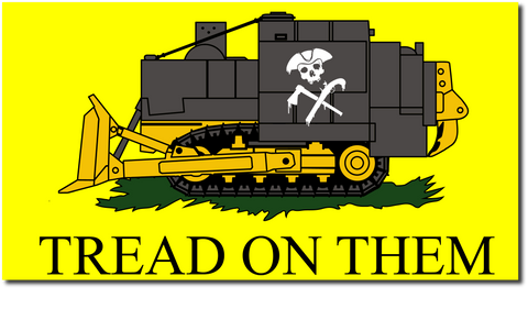 Killdozer Sticker