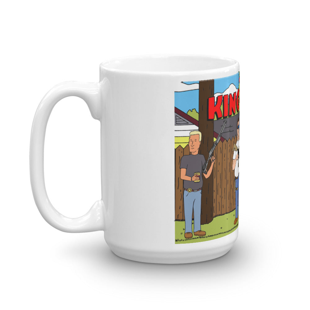 King of The Kill Coffee Mug