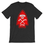 Red Arrowhead Short Sleeve Tee