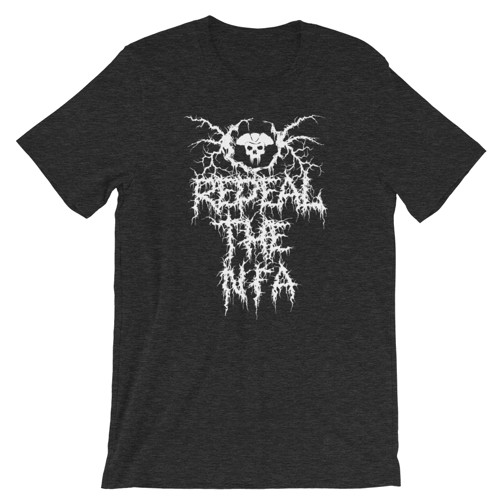 Repeal The NFA Short Sleeve Tee