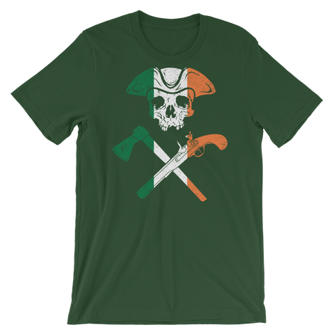 St. Patrick's Day Jolly Roger