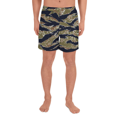 Gold Tiger Shorts