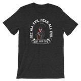 Kill All Evil Short Sleeve Tee
