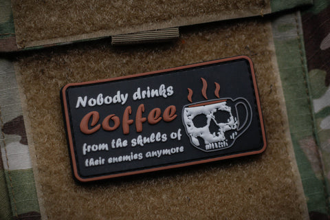 Patches - Coffee Morale Patch