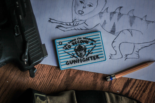 Rogue gunfighter patch soldier systems daily.