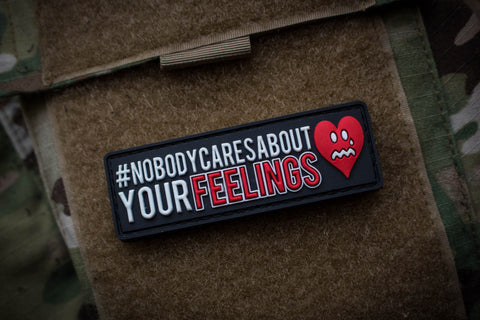 Patches - Nobody Cares Morale Patch