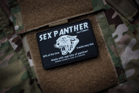 Patches - Sex Panther Morale Patch