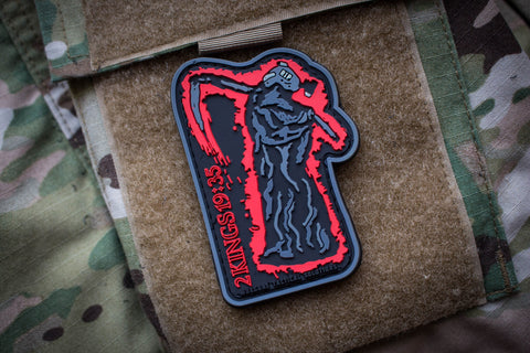 Patches - Silent Reaper Morale Patch