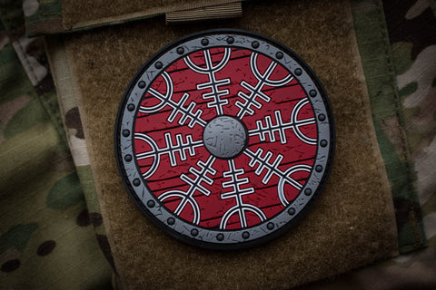 Patches - Warriors Of Old: Viking Shield Morale Patch