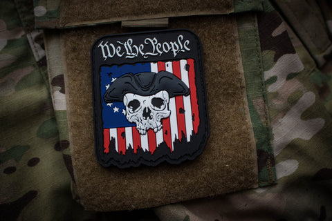 Patches - We The People Morale Patch Gen II