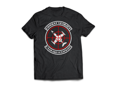 Shirt - Combat Learjet Shirt