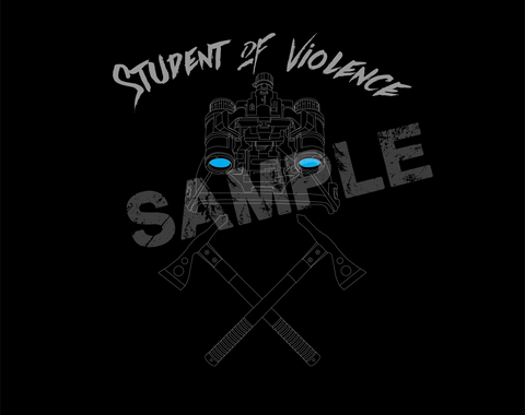 Student of Violence Smartphone Wallpaper
