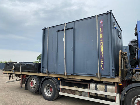 Used Portable Cabins