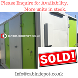 #4. Mobile Welfare. Anti Vandal Unit. Towable. Securi Cabin.