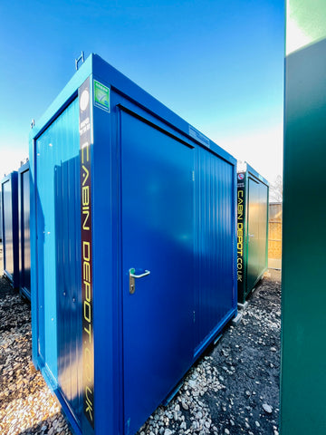 Brand New | Toilet  | Shower Block | 10x8 ft  |