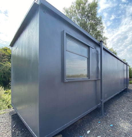 No 271 | 32x10 | Double Office | Canteen | Steel clad
