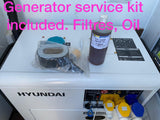 No 101 | Groundhog | Mobile Welfare | New Diesel Generator |