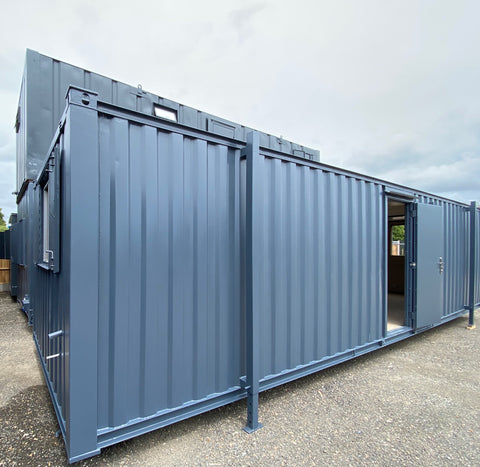 No 226 | 32x10ft | Double Office | Canteen Portable Building