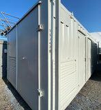 No 302 | 24 x 9Ft Anti Vandal Static Welfare Unit.