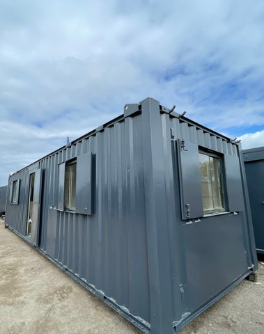 No 439 | 32x10ft | Double Office | Canteen Portable Building
