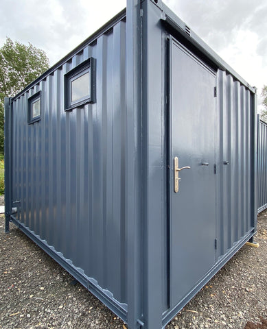 No 236 | 12ft x 9ft | Anti Vandal 2+1 Toilet Block