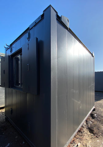 No 80 |10x8 Ft | Anti Vandal Site Office | Gate House