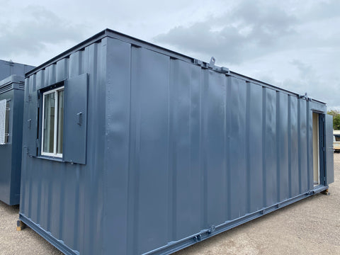 No 227 | 24x9 ft | Office| Portable Building | Canteen